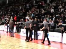 Svenska Basketligans domare del 2 av 2