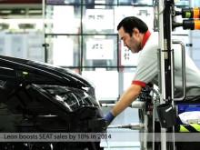 SEAT fabrikken øger med 10% i 2014