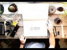 Liljewall får ny logotyp