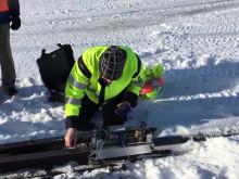 Luleåforskare får patent för järnvägsuppfinning