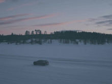 BMW iNEXT på vintertesting