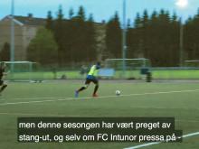 FC INTUNOR vant kampen - satser på opprykk
