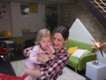 Somfy One Allt-I-Ett larmsystem för hela familjen