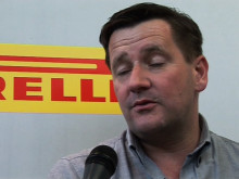 Intervju med Pirellis motorsportchef Paul Hembery efter Kinas GP 2011