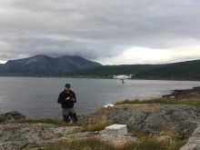 Video fra plastprosjektet DIMARC, Vannøya