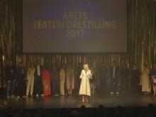Årets Teaterforestilling 2017 går til 'Erasmus Montanus', Aarhus Teater og Sort/Hvid
