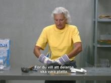 Lär dig skulptera i betong