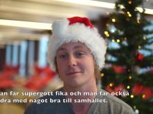 Bästa julgåvan - varför ger du blod?