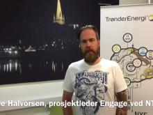 Internasjonal innovasjonsskole på Norgesbesøk