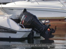 Stjeler båtmotorer fra norsk båthavner