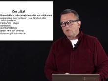 Introduktion till kunskapsöversikten: Anhöriga till vuxna personer med psykisk ohälsa.