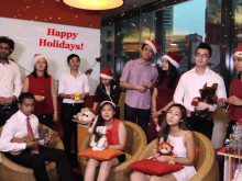 PwC Singapore wishes everyone a happy holidays!