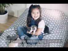 Läs ♥ högt för barnen - Franska undertexter