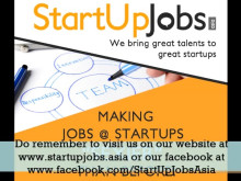 Startup Jobs Asia on FM 93.8 Live Interview