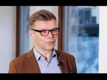 Sveriges Byggindustriers VD Ola Månsson ser in i framtidens byggbransch