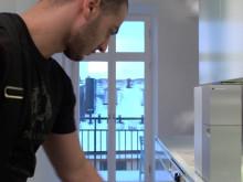 Installing a Bluewater Spirit water purifier