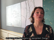 Möt vores nya, svenska representant, Anna Sievert