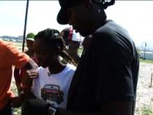 Haiti - döva volontärer i Röda Korset
