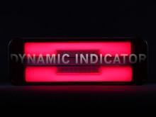 Dynamisk baklampa