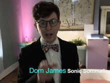 Sound changes taste with Bombas and Parr