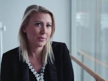 Green Cargo medarbetarporträtt: Louise Berglund, Service Owner på Green Cargo