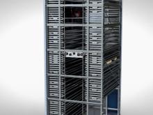 Compact Lift hissautomat