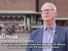 TCS is title sponsor of the TCS Amsterdam Marathon - this video shows why and how we do that