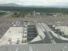 Timelapse - pir nord Oslo lufthavn