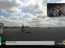 Toyota Yaris Euro NCAP tests Sept 2020 - montage video