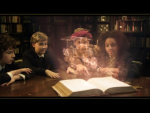1001 Inventions film - Library of secrets