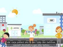 Vårt samhällsuppdrag - en film om extemporeläkemedel