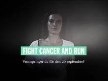 FIGHT CANCER AND RUN