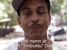 """Jason """"Timbuktu"""" Diakité om Studio Timbuktu"""