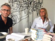 Birgitta Bergin och nya boken En oemotståndlig affär