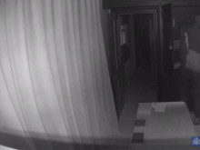 Footage of suspect in Westminster burglary