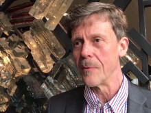 Conny Petrén, näringslivschef, berättar om affären med Amazon