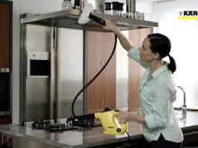 Kärcher SC 1 Dampvasker Video Bruksområder