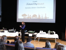 Prisutdelning 2015: Future City Modell