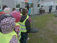Baklängesmarsch i Göteborg 2017, Treröse förskola
