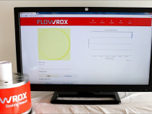 Flowrox Scaling Watch demo in operation