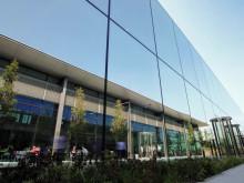 Dyson Headquarter in Malmesbury (UK) timelapse