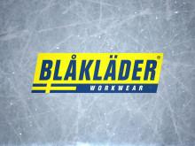 Blåkläder byter logotype – om Sverige vinner hockey-VM