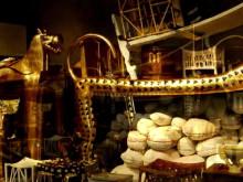 Tutankhamun, Graven och skatterna. Unik utställning öppnar i Stockholm den 26 november - Magasin 9 frihamnen