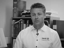 Richard Pihl, VD på Ternstedt Invent och en stolt medlem av Comfort-kedjan.