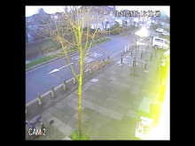 CCTV footage of robbery - ref: 201991