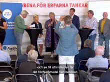 Framtidens digitala hörselvård - Audika i Almedalen 2019