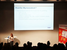 Mynewsday 2011-København: Hvordan arbeide effektivt med Mynewsdesk, Ford case