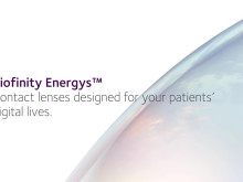 NEW Biofinity Energys – Contact lenses designed for your patients' digital lives.