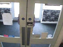 CCTV footage of woman police wish to speak with - ref 201664