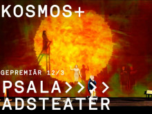 KOSMOS+ Swedish premiere March 12, 2016